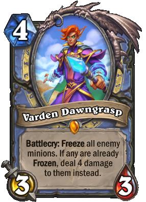 Varden Dawngrasp Card Image