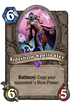Sideshow Spelleater Card Image