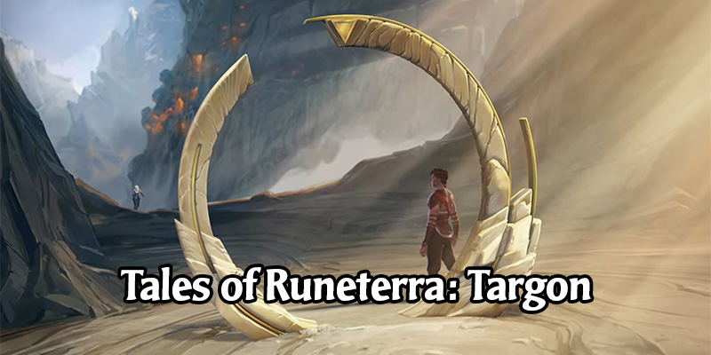 New Tales of Runeterra For Targon Introduces Some Friendly Faces