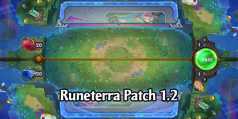 Runeterra's Patch 1.2 Offers Balance Updates, Expeditions Archetype Changes, and New Personalization Options