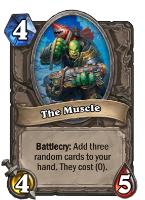 The Muscle Card Image