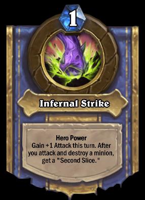 Infernal Strike Card Image