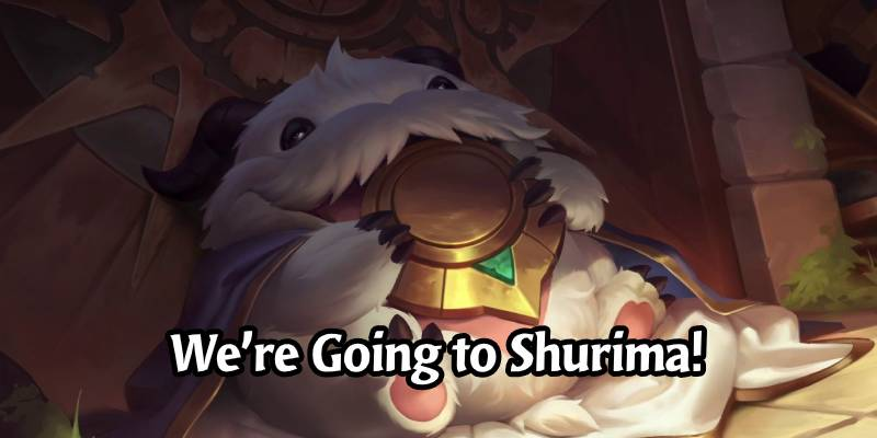 Shurima Confirmed as Legends of Runeterra's Next New Region!