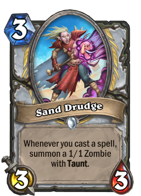 Sand Drudge Card Image