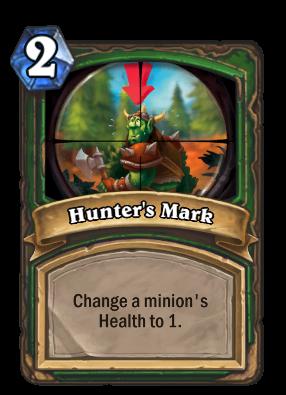 Hunter's Mark Card Image