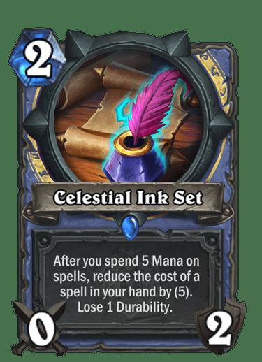 Celestial Ink Set Card Image