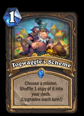 Togwaggle's Scheme Card Image