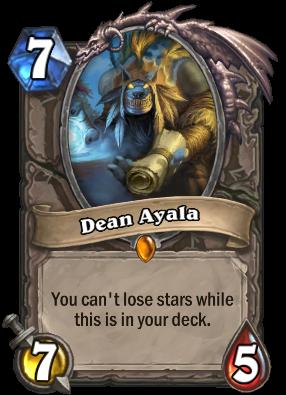 Dean Ayala Card Image
