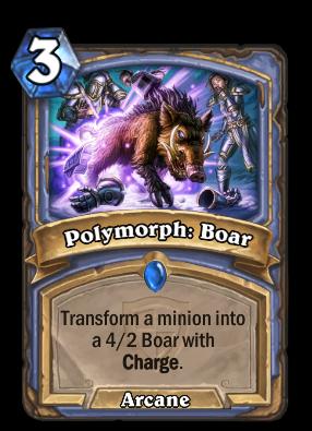 Polymorph: Boar Card Image
