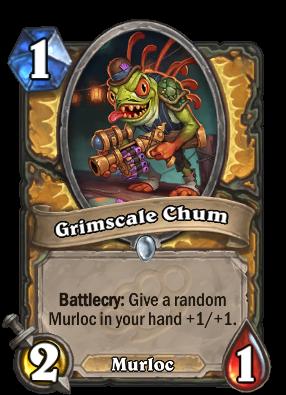 Grimscale Chum Card Image