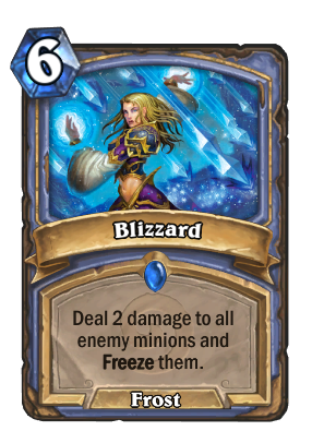 Blizzard Card Image