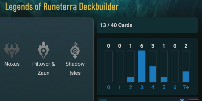 Legends of Runeterra - Introducing the Deckbuilder!