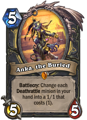Anka, the Buried Card Image