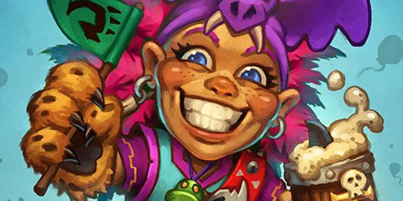 Buckets in Hearthstone's Arena Being Removed in Future Patch