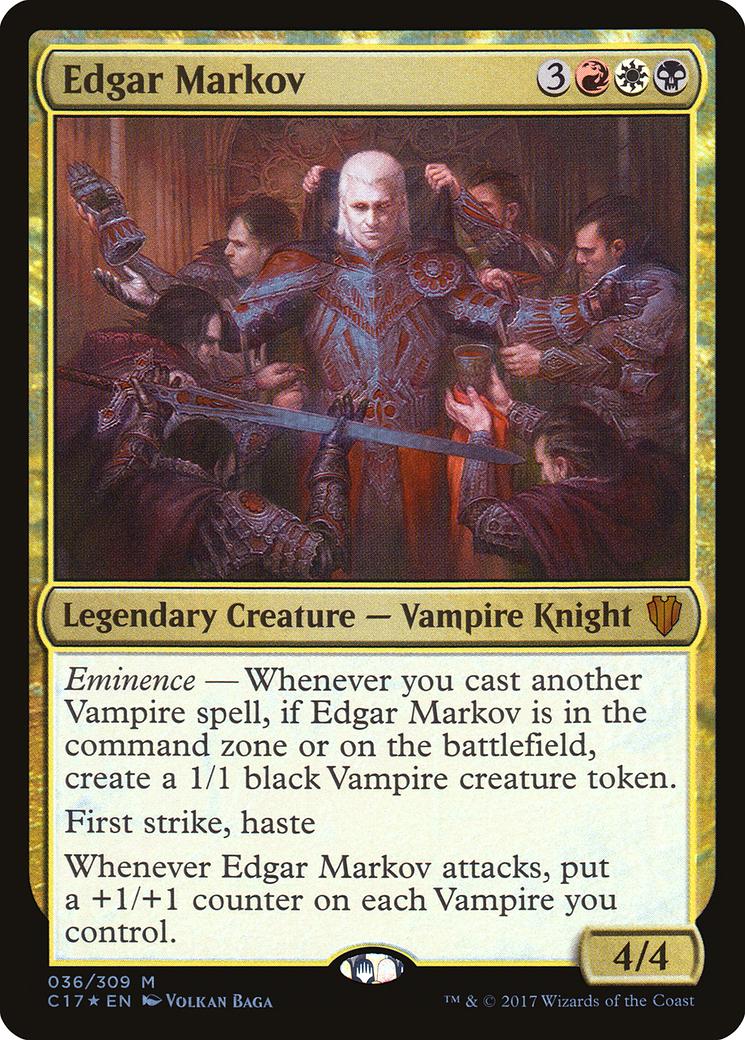 Edgar Markov Card Image