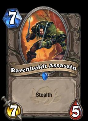 Ravenholdt Assassin Card Image