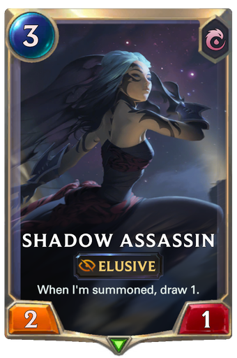 Shadow Assassin Card Image