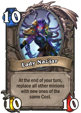 Lady Naz'jar Card Image