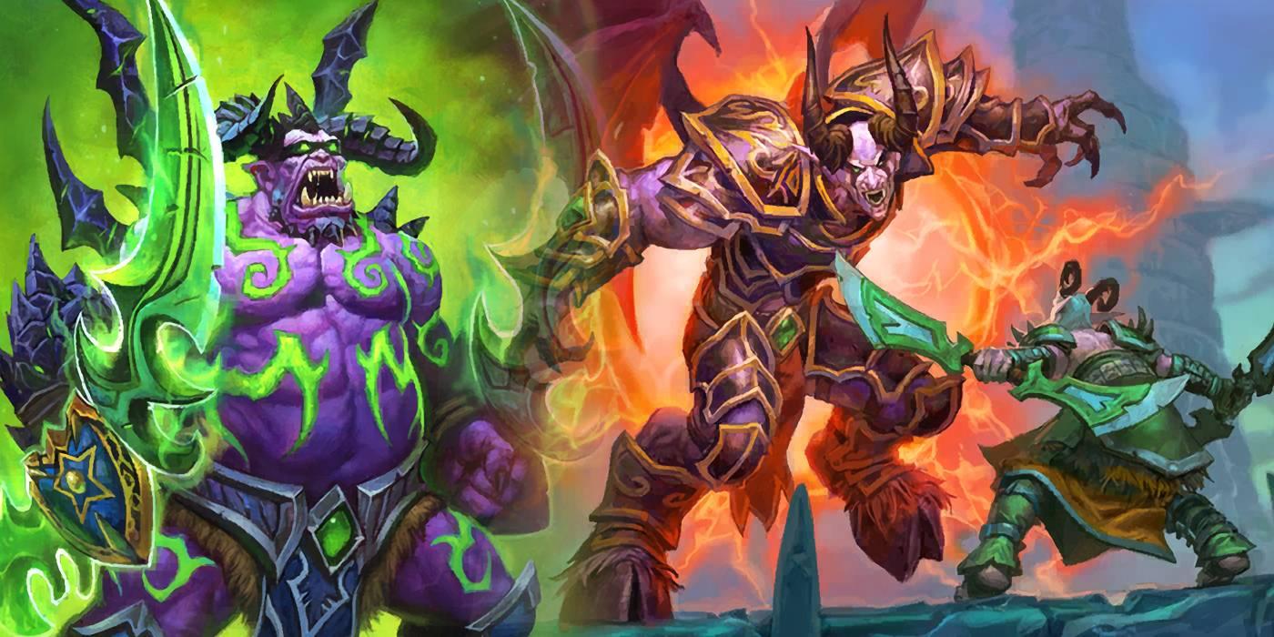 Questing in Stormwind - Better Understanding Demon Hunter's Final Showdown Legendary Questline