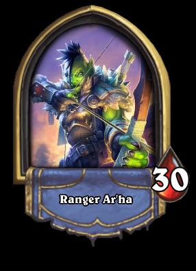 Ranger Ar'ha Card Image