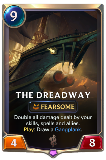 The Dreadway Card Image