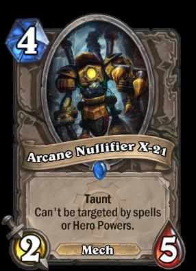 Arcane Nullifier X-21 Card Image