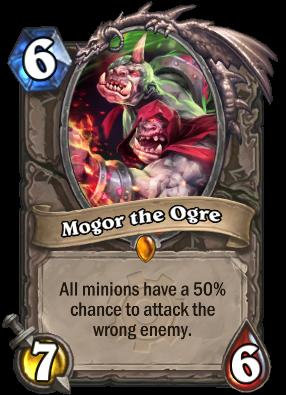 Mogor the Ogre Card Image