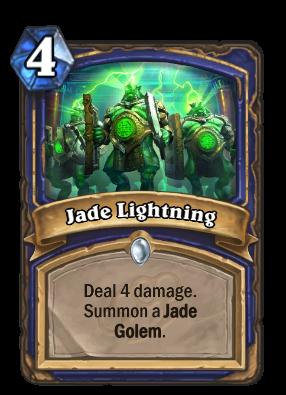 Jade Lightning Card Image