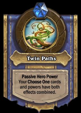 Twin Paths Card Image