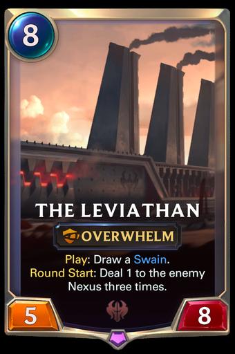 The Leviathan Card Image