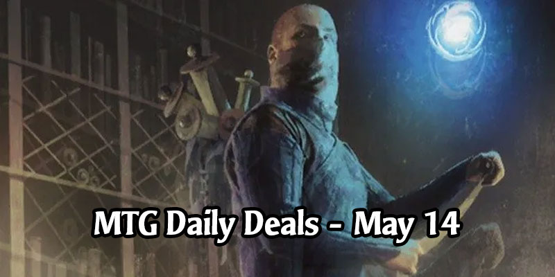 MTG Arena Daily Deals for May 14, 2020 - 65% Off Agent of Treachery