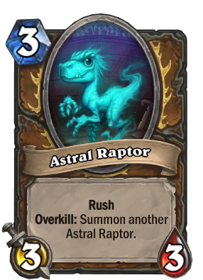 Astral Raptor Card Image