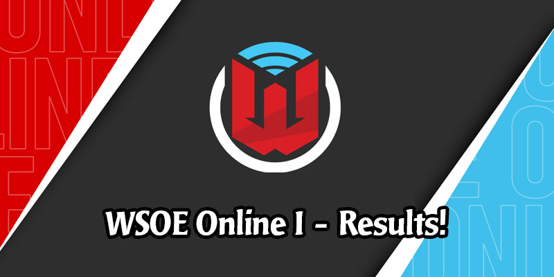 WSOE Online I: Hearthstone - Results, Decklists, and More!