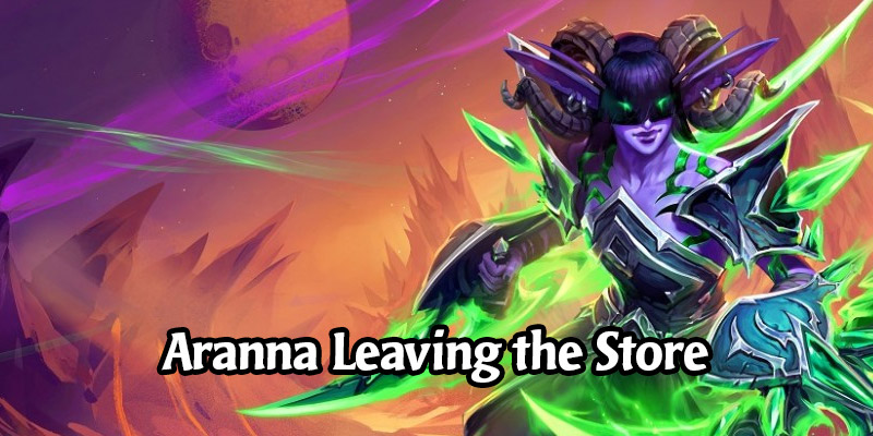 Today is the Last Day of the Felfire Festival - Finish Your Quests & Purchase Aranna