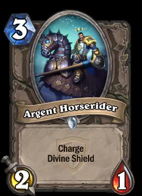 Argent Horserider Card Image
