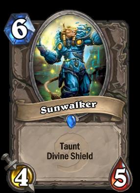 (6) Sunwalker