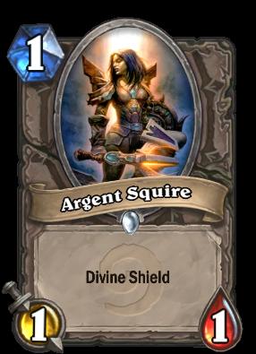 (1) Argent Squire