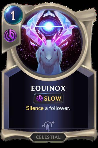 Equinox Card Image
