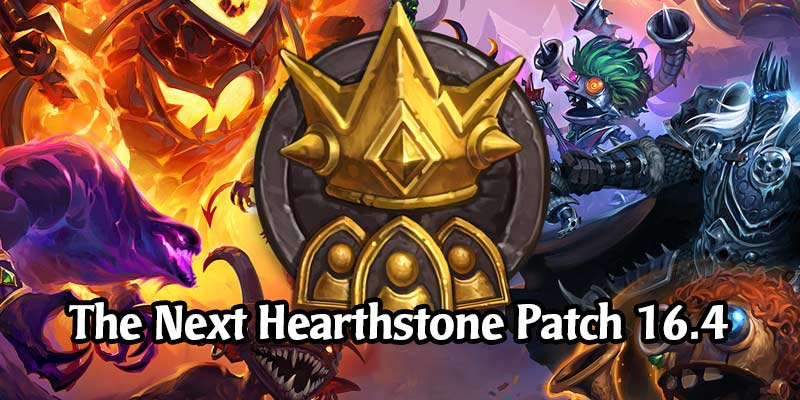 Hearthstone's 16.4 Update Brings a New Arena Rotation, Battlegrounds Fixes, and Animation Speed Increases