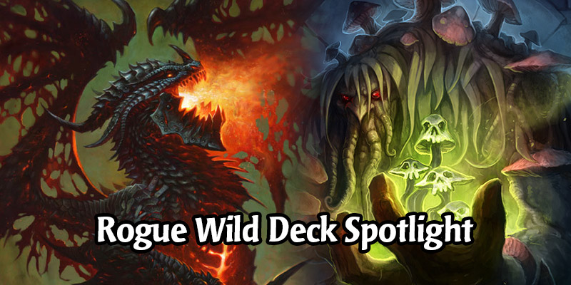 I Will Be Your Death! Darkmoon Faire Rogue Wild Deck Spotlight