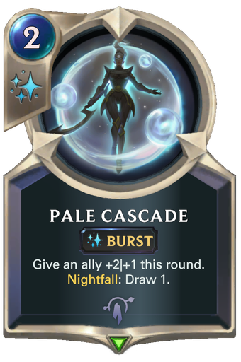 Pale Cascade Card Image
