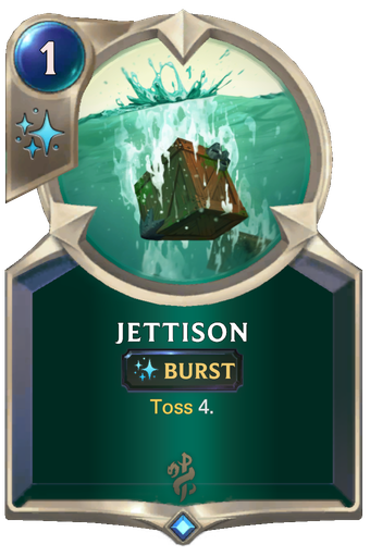 Jettison Card Image