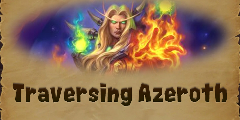 Kael'thas and the Blood Elves - Traversing Azeroth