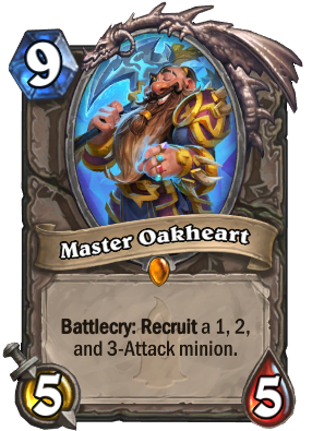 Master Oakheart Card Image