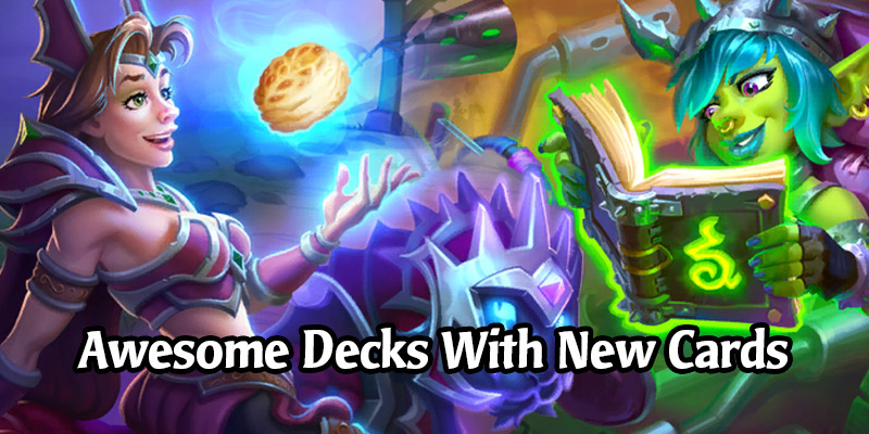 5 Awesome Darkmoon Faire Decks Using New Cards From The Races