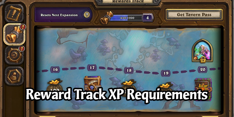 The Rewards Track - How Long to Get to Level 50, 644000 Experience Required to Get to Level 150