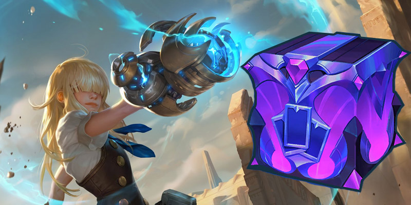 Riot Confirms and Explains the Removal of Runeterra's Epic Boxes From Expedition & Gauntlet Prismatic Rewards