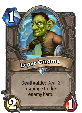 Leper Gnome Card Image