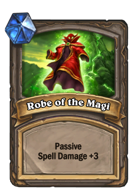 Robe of the Magi Card Image