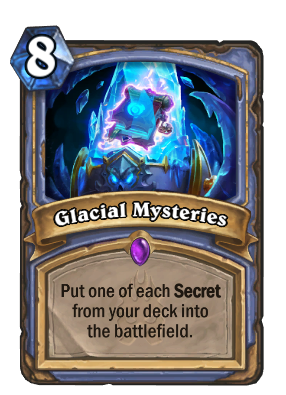 Glacial Mysteries Card Image
